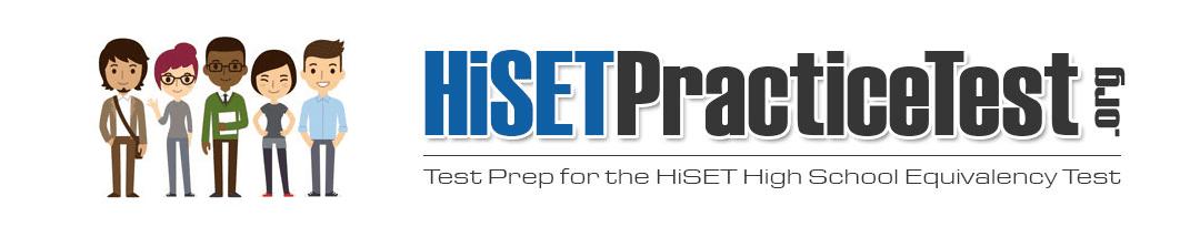 HiSET Practice Test